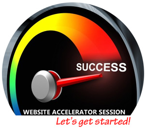 Website Success Session
